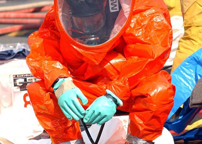 Radiation Protection & Safety