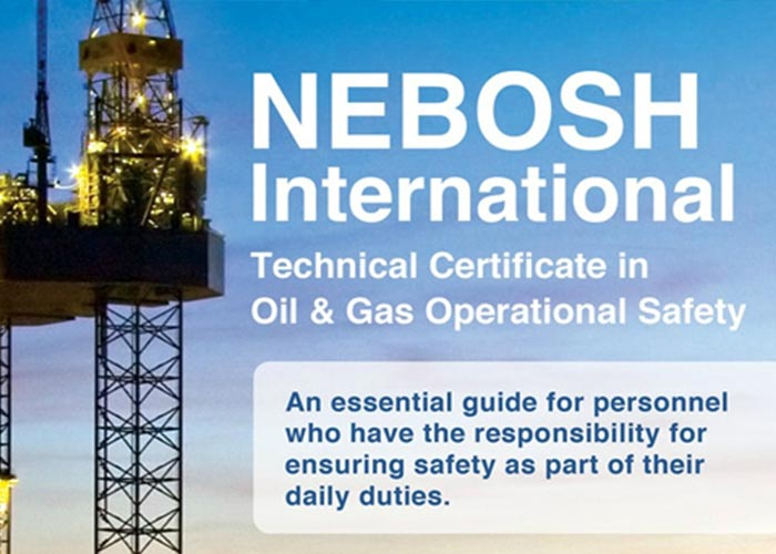 NEBOSH Oil and Gas Certification